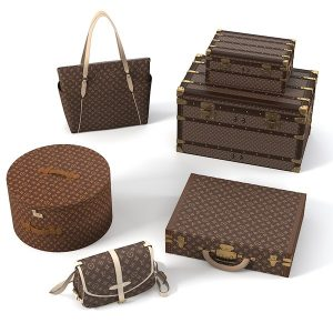 Louis Vuitton Bags set modern designer contemporray luxury trunk handbag briefcase suitcase box hat bonnet0001.jpge02817be-f82f-4ffe-b75f-23647bc7a693Large
