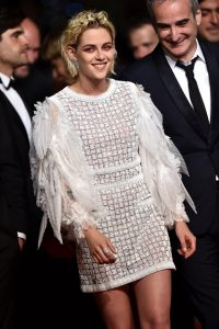 Kristen Stewart attending the Personal Shopper screening at the Palais Des Festivals in Cannes, France on May 17, 2016, as part of the 69th Cannes Film Festival., Image: 285467126, License: Rights-managed, Restrictions: , Model Release: no, Credit line: Profimedia, Abaca